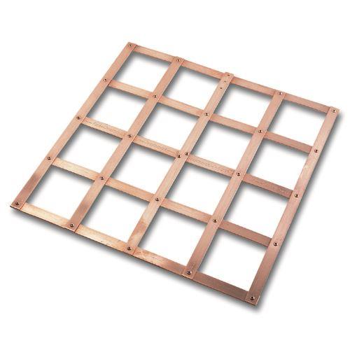 Furse Copper Lattice Earth Mat Amp Plates