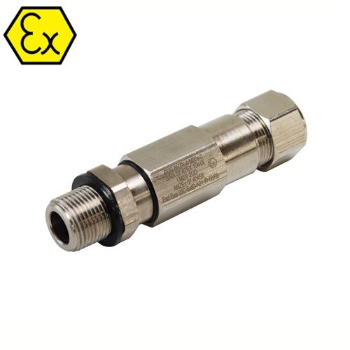 Ccg Barriertex A Exd Nickel Plated Gland Cable