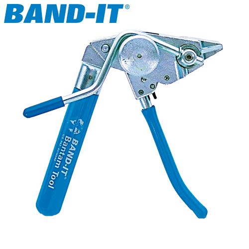 Steel Cable Banding : Band it bantam tool for light duty applications remora