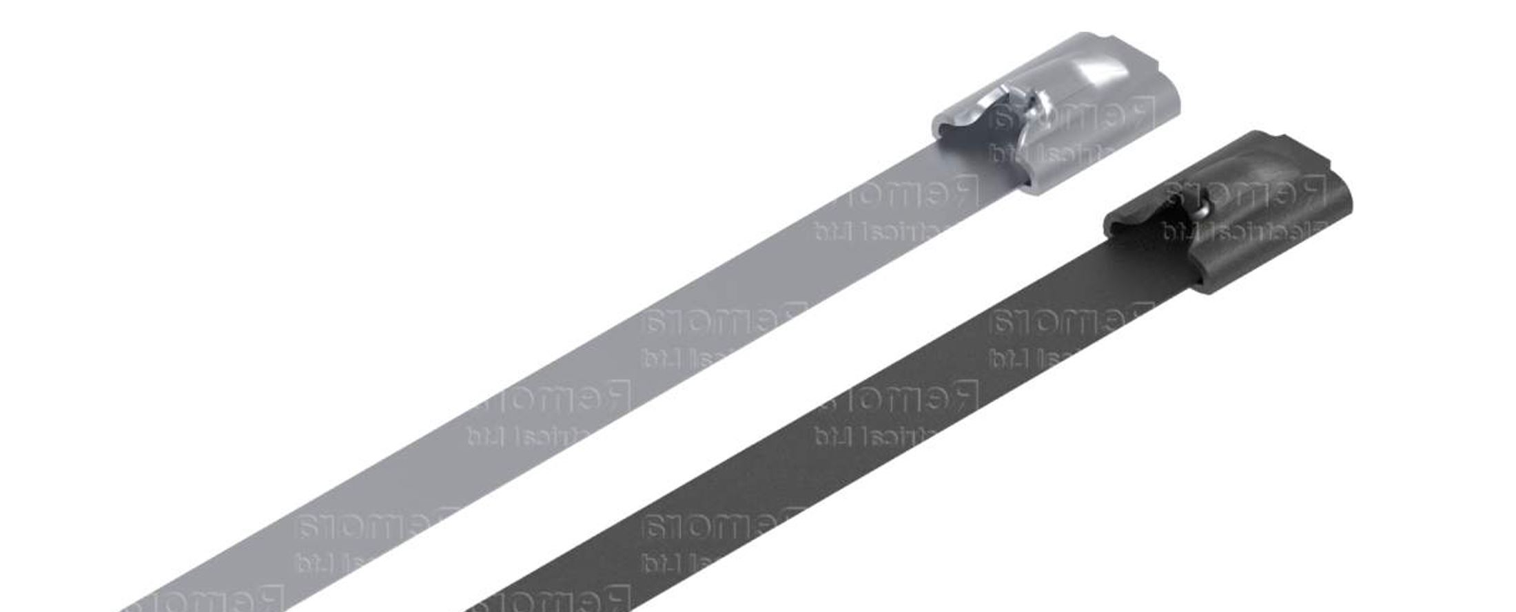 cable ties stainless